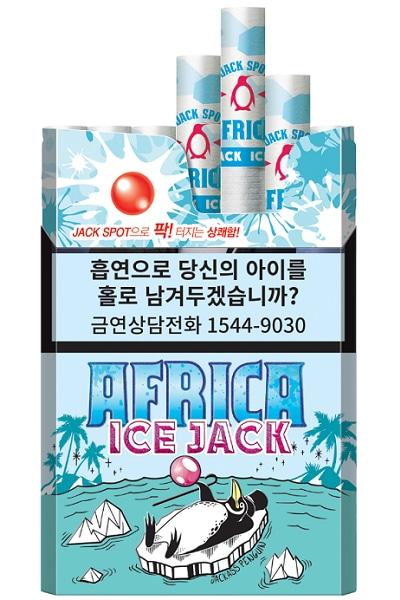 บุหรี่เกาหลี Ice Jack