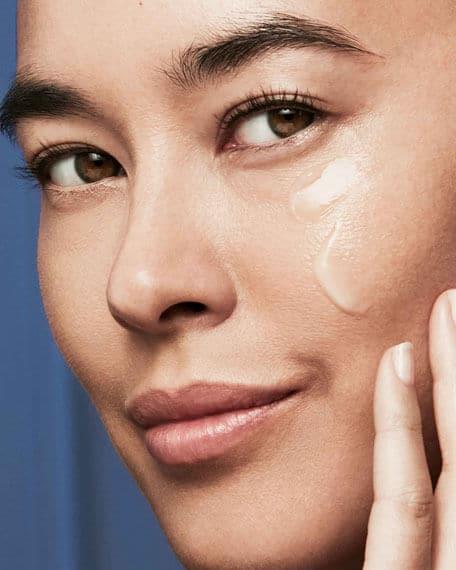 ทาหน้าเซรั่ม Advanced Night Repair Intense Reset Concentrate 20ml (5)