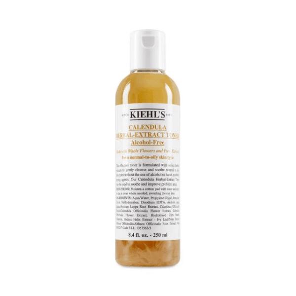 Kiehl's คีลส์ โทนเนอร์ Calendula Herbal Extract Toner Alcohol-Free 250ml