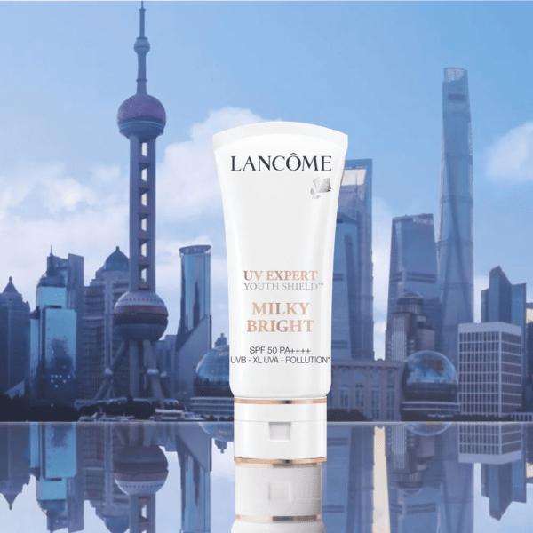 lancome UV EXPERT MILKY BRIGHT SPF50 PA4++++ 50ml (1)