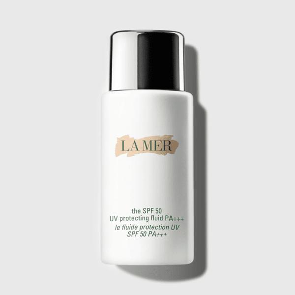 La Mer ลาแมร์ ครีมกันแดด The SPF 50 UV Protecting Fluid PA+++ (50ml (2)