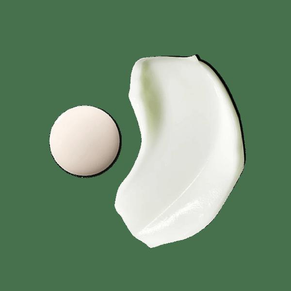 เนื้อมาส์ก La Mer ลาแมร์ เซตทรีตเมนท์ The Brilliance Brightening Mask Primer (30ml.) + Gel Cream (50ml (4)