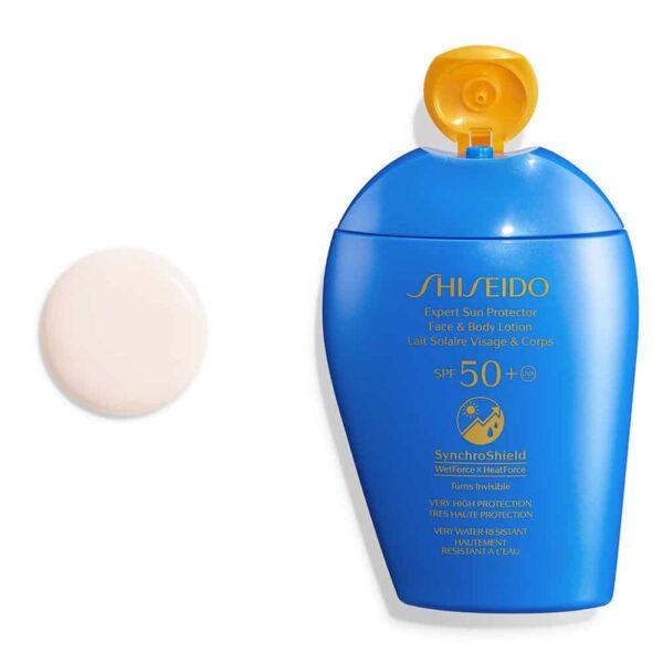 SHISEIDO ชิเซโด้ ครีมกันแดด Perfect UV Protector SPF50+ PA++++ (50ml (1)