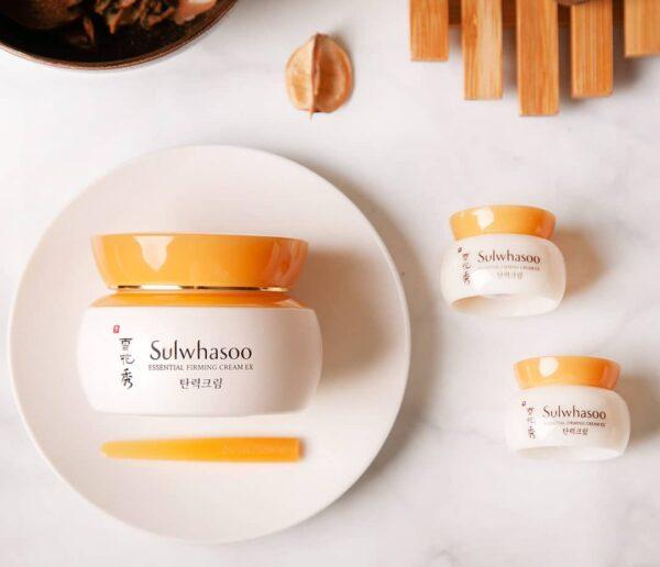 Sulwhasoo โซลวาซู ครีม Essential Firming Cream EX 75ml (6)