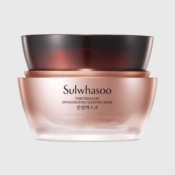 Sulwhasoo โซลวาซู สลีปปิ้งมาส์ก Timetreasure Invigorating Sleeping Mask 80ml (1)