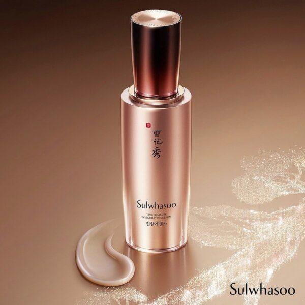 Sulwhasoo โซลวาซู เซรั่ม Timetreasure Invigorating Serum 50ml (1)