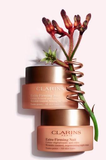 CLARINS Extra-Firming Partners Set 1 ชุดบำรุงหน้า คาแรง