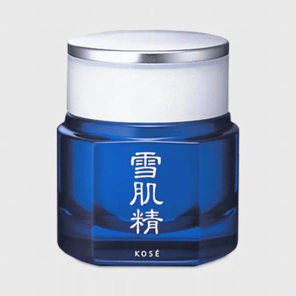 KOSÉ โคเซ่ ไนท์ครีม Sekkisei Cream (40g (1)