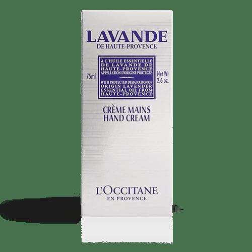 L'OCCITANE ล็อกซิทาน แฮนด์ครีม LAVENDER HAND CREAM (75ml (1)