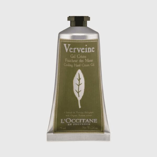 L'OCCITANE ล็อกซิทาน แฮนด์ครีม Verbena Cooling Hand Cream Gel (75ml (1)