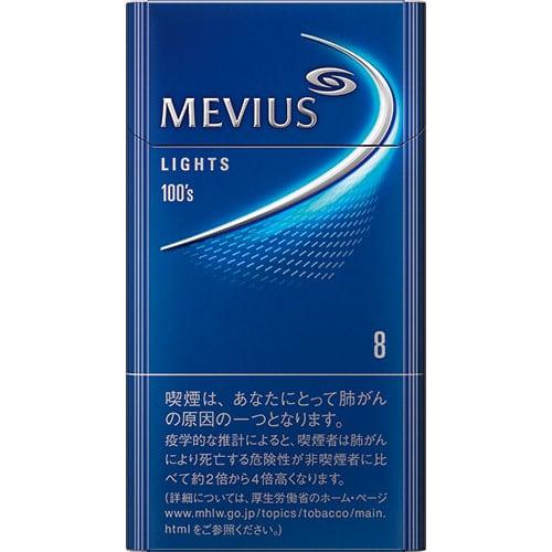 2412600006 MEVIUS LIGHT 8 100S SLIM