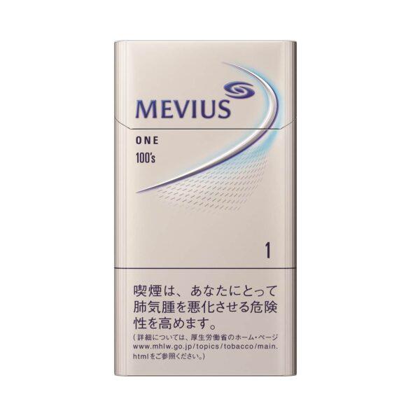 2412600015_MEVIUS ONE 100'S 1 [SLIM]